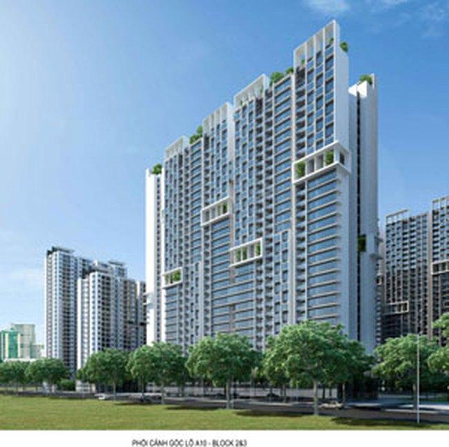 Xây dựng thêm 3.000 căn hộ tại khu đô thị mới Nam Trung Yên