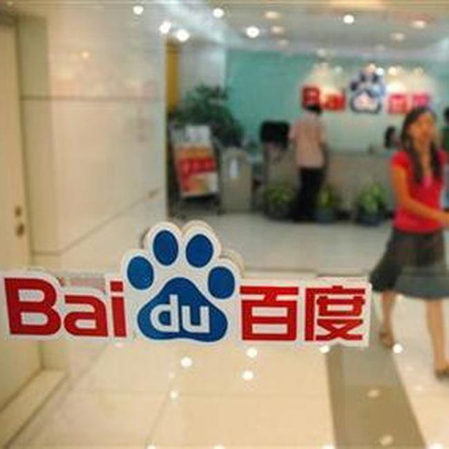 Hãng tìm kiếm trực tuyến lớn nhất Trung Quốc công bố lợi nhuận tăng gấp đôi