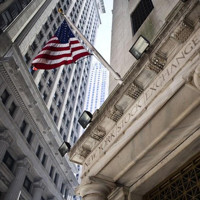 Dow Jones lên sát 11.150 điểm