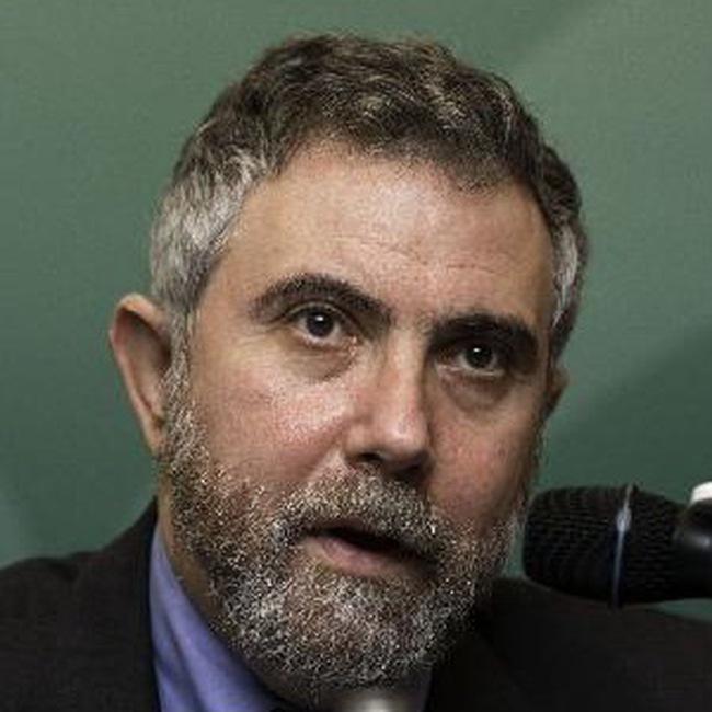 Paul Krugman: Chính phủ Mỹ thực sự không mạnh tay chi tiêu