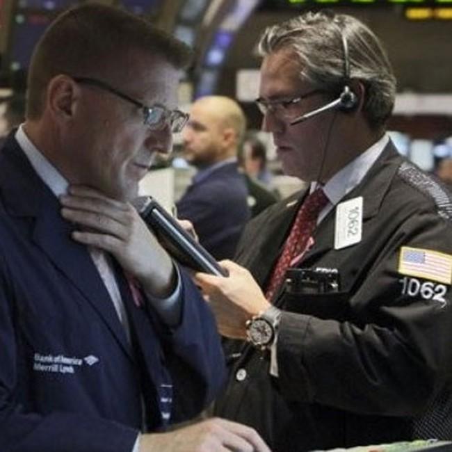 Dow Jones hoàn thành 3 tuần tăng điểm liên tiếp