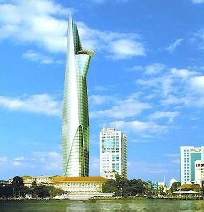 Bitexco Financial Tower sẽ khánh thành vào ngày 31/10