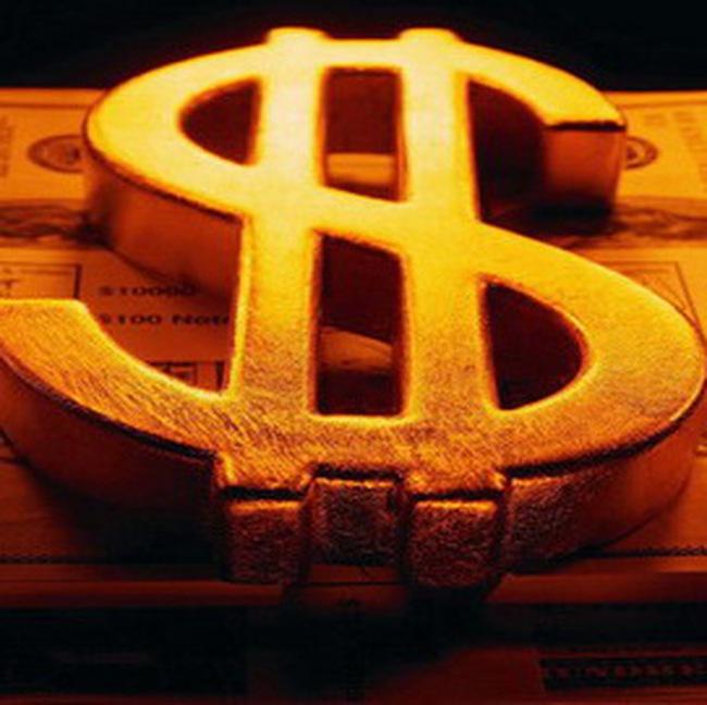 Đồng USD có tuần tăng giá đầu tiên trong 1 tháng rưỡi