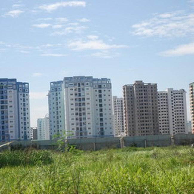Hà Nội: 455 tỷ đồng xây dựng các nhà ở cao tầng khu di dân tái định cư X2 Đại Kim