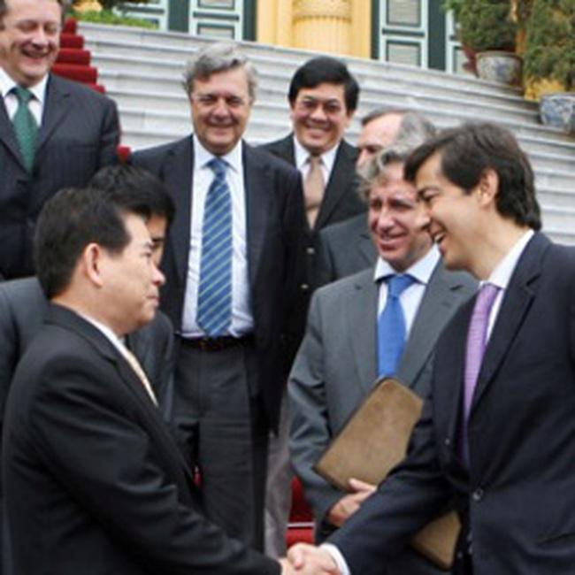 Việt Nam khuyến khích Tây Ban Nha đầu tư