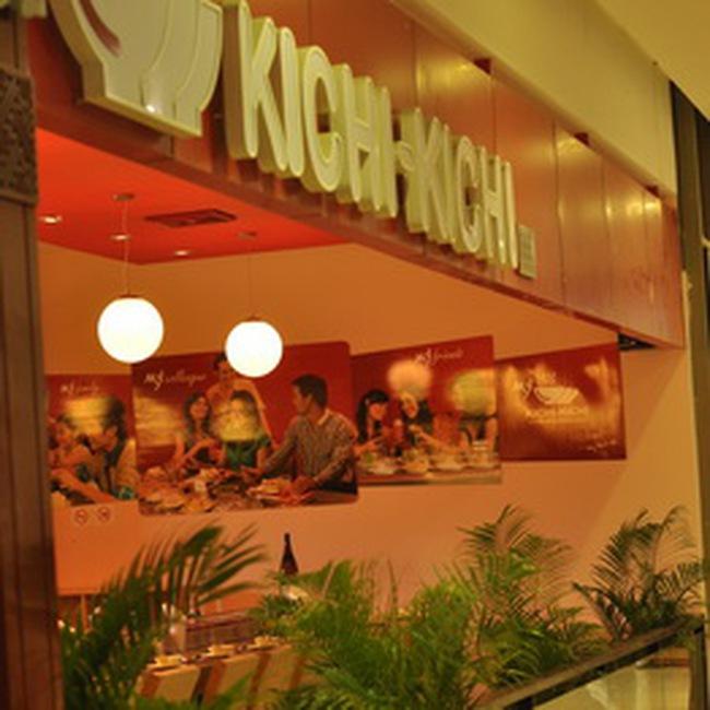 Kichi-Kichi hút khách với 60 món ăn thay đổi theo mùa