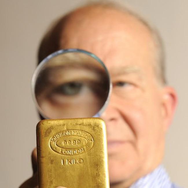 Giá vàng tăng mạnh lên trên 1.340USD/ounce