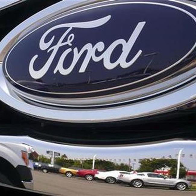 Ford công bố lợi nhuận quý 3 cao kỷ lục
