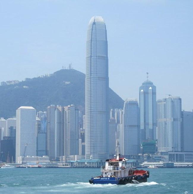 Giá nhà đất tại Hồng Kông vượt mức kỷ lục năm 1997