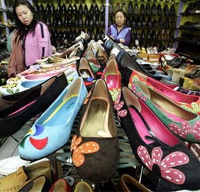 Hàng Việt tiến sâu vào thị trường Trung Quốc