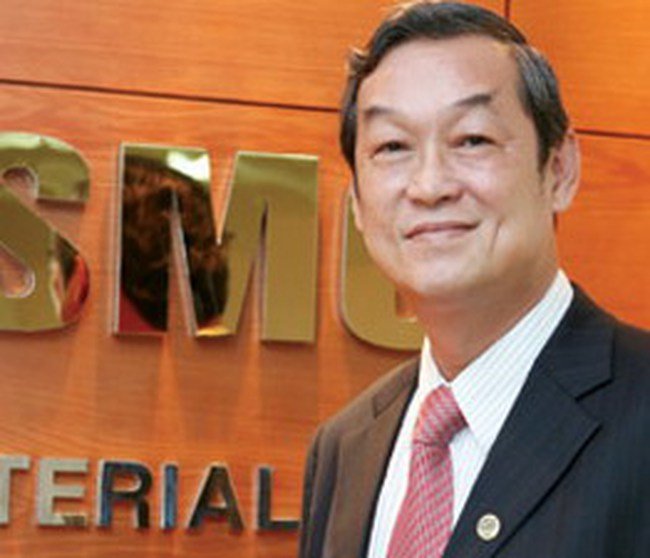 Chủ tịch SMC nói chuyện cạnh tranh thép