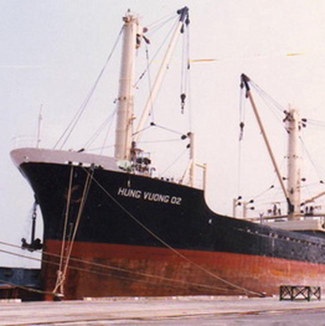 TJC: LNST 9 tháng tăng 130% so với cùng kỳ 2009 do bán tàu Hùng Vương 03