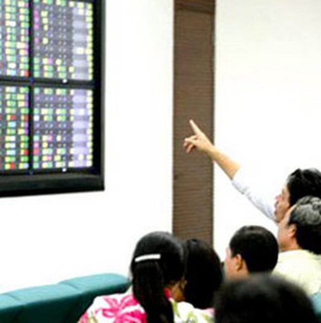 Đóng cửa: VN-Index tăng nhẹ lên 450 điểm