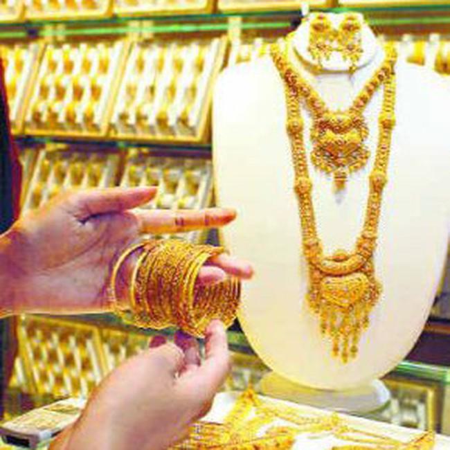 Giá vàng giảm sâu