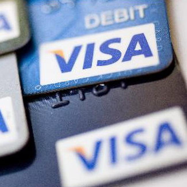 Lợi nhuận của Visa tăng vọt lên 774 triệu USD