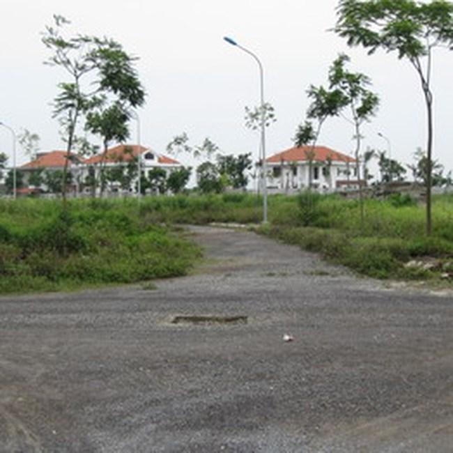 Khung giá đất năm 2011 sẽ được giữ nguyên