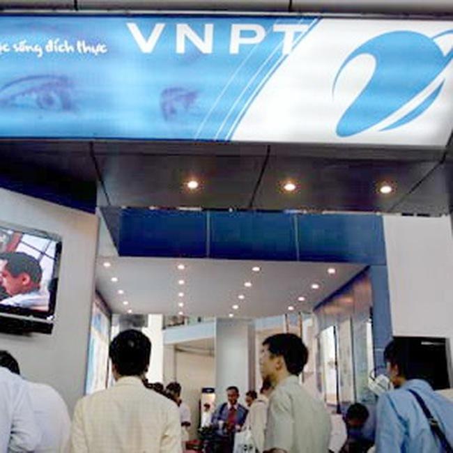 VNPT đạt doanh thu 67,5 nghìn tỷ đồng trong 10 tháng đầu năm