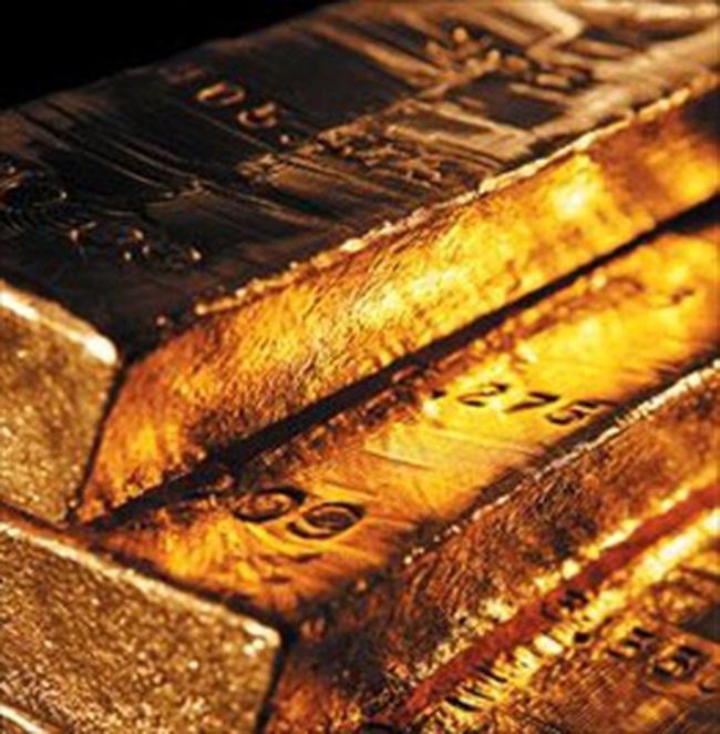 Năm 2010, Nga sẽ sản xuất được khoảng 207 tấn vàng