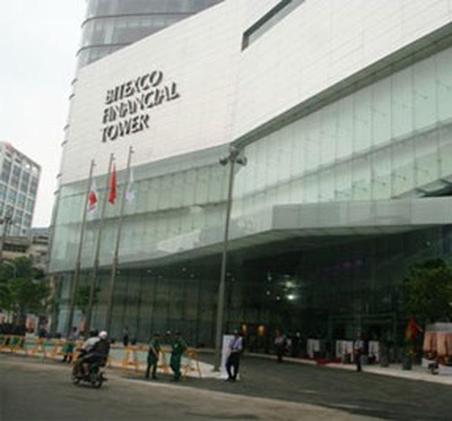 Khánh thành tòa nhà cao nhất TPHCM