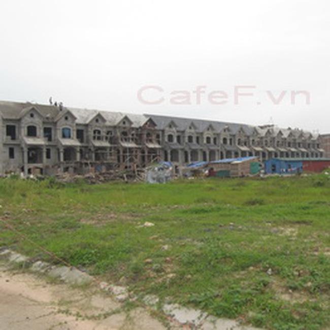 Giá đất dự án vùng ven lại được đẩy lên cao