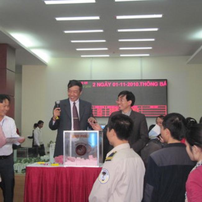 Nhiều nhà đầu tư đi mua căn hộ CT7D Lê Văn Lương Residentials