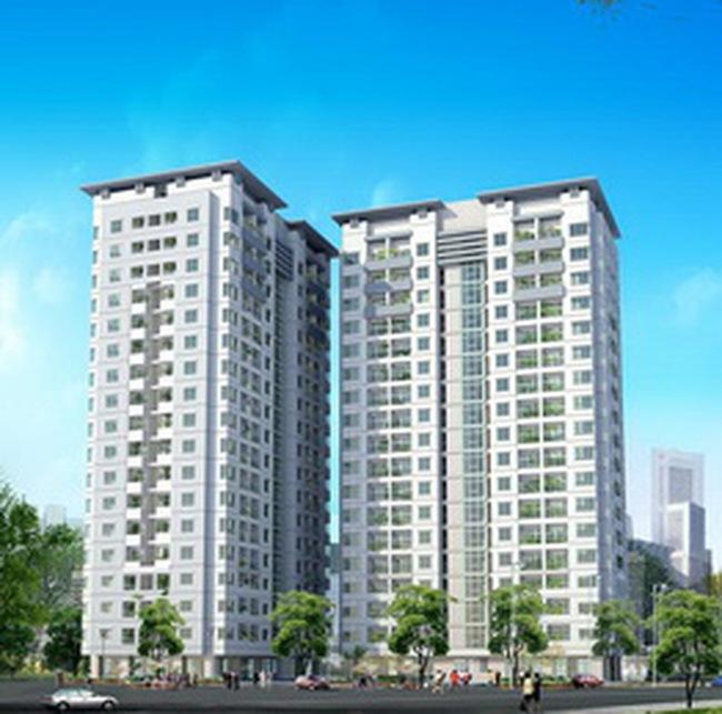 CII: Chính thức mở bán căn hộ Dự án 155 Nguyễn Chí Thanh