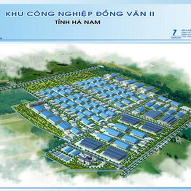 Mở rộng KCN Đồng Văn II lên 320 ha