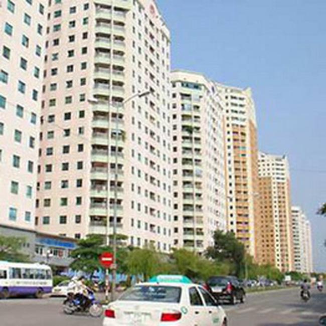 Chưa cấm doanh nghiệp thuê nhà chung cư