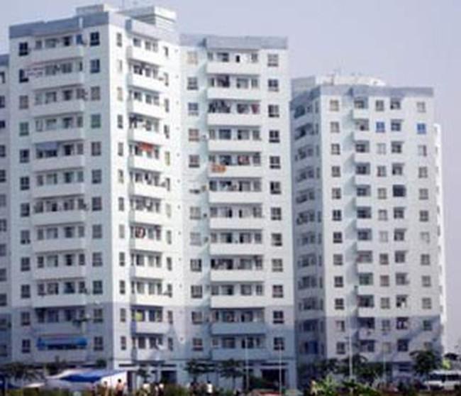 Trích 5% giá bán để bảo trì căn hộ tái định cư