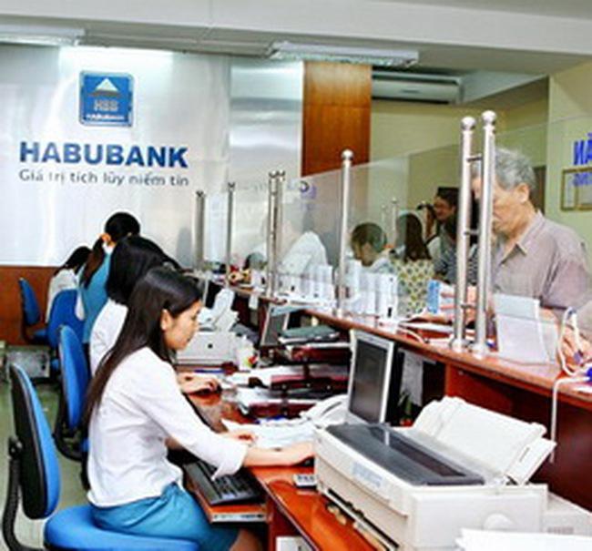 Habubank chính thức giao dịch từ ngày 23/11