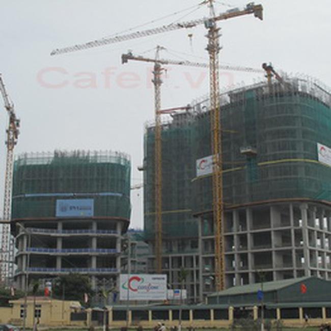Cập nhật tiến độ một số dự án cao tầng tại khu vực trung tâm Hà Nội
