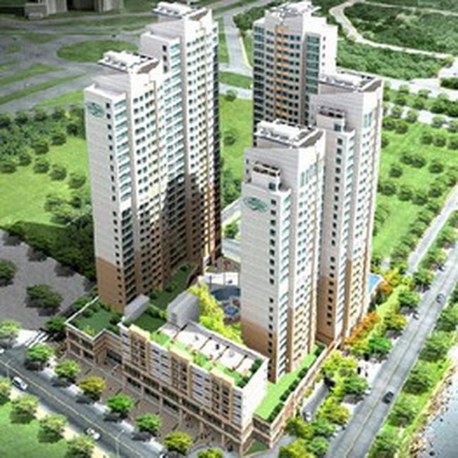 VC1: Bán 176 căn hộ dự án khu căn hộ cao cấp Vinaconex 1
