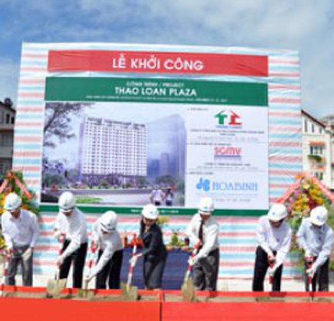 Khởi công công trình khách sạn 5 sao Le Meridien Saigon và Thảo Loan Plaza