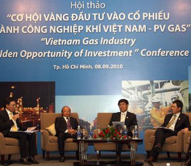 PV GAS: Dự kiến 14/2/2011 sẽ niêm yết trên HOSE