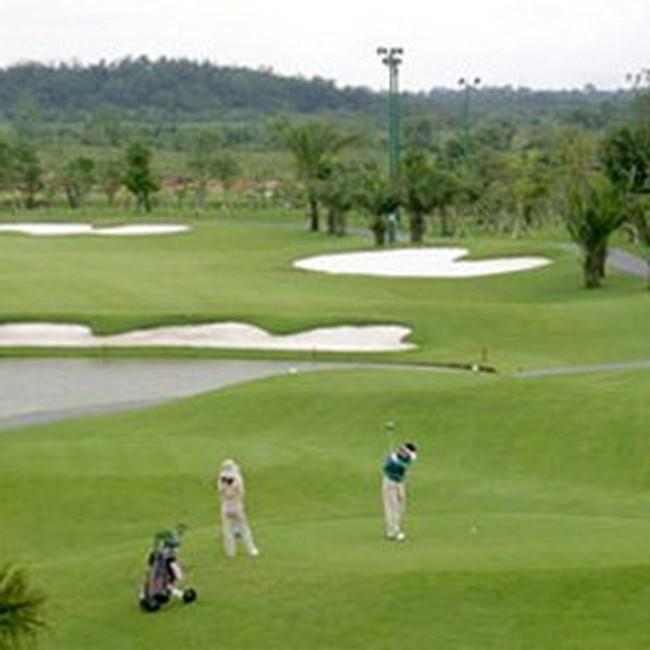 Dừng xây dựng 27 dự án sân golf