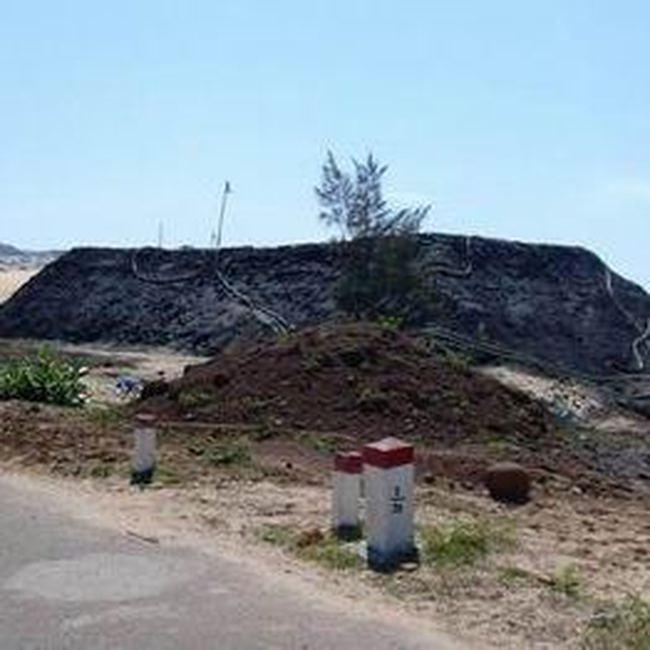 Kiểm tra hoạt động khoáng sản titan của 5 đơn vị tại Bình Thuận