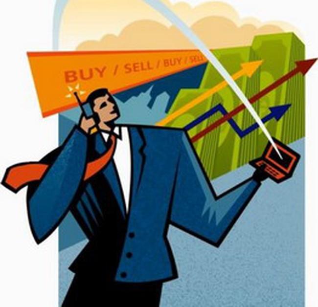 9h30: Nhóm cổ phiếu chứng khoán tăng mạnh, VN-Index vượt ngưỡng 450 điểm