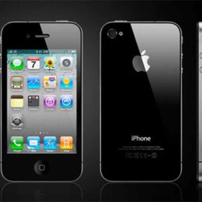 Mánh 'thổi giá' của giới buôn iPhone 4 xách tay