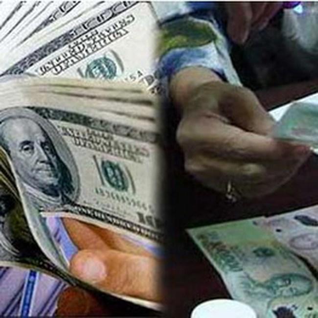 Đặt vấn đề thay đổi chế độ neo tỷ giá VND với USD