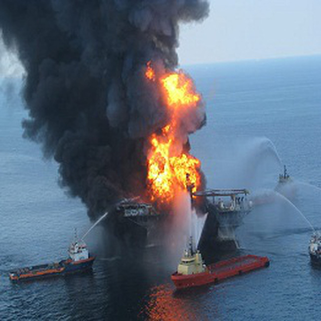 Giới luật sư vớ bẫm nhờ vụ tràn dầu của BP