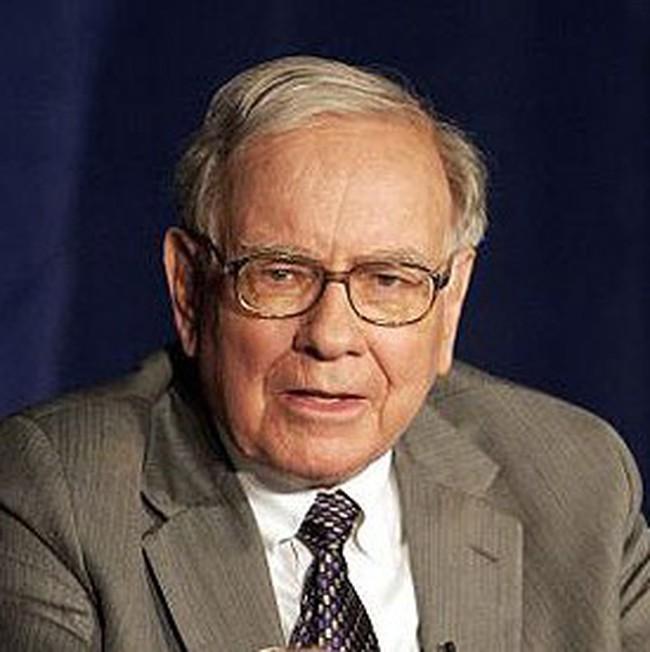 Quý 3/2010, lợi nhuận tập đoàn của tỷ phú Warren Buffett giảm 7,7%