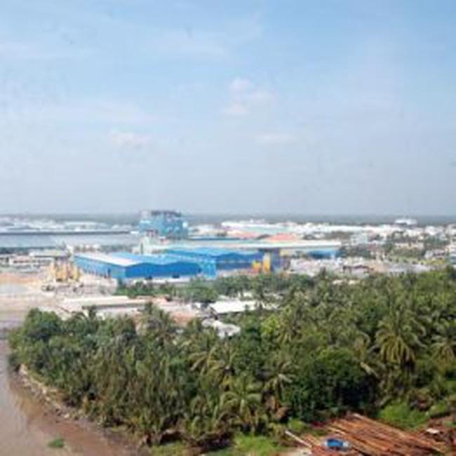 Phê duyệt lại dự án đầu tư Đường và kè sông Tiền với tổng đầu tư gần 390 tỷ đồng