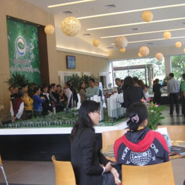 Căn hộ Rừng Cọ của dự án Khu đô thị sinh thái Ecopark mở bán từ 6/11