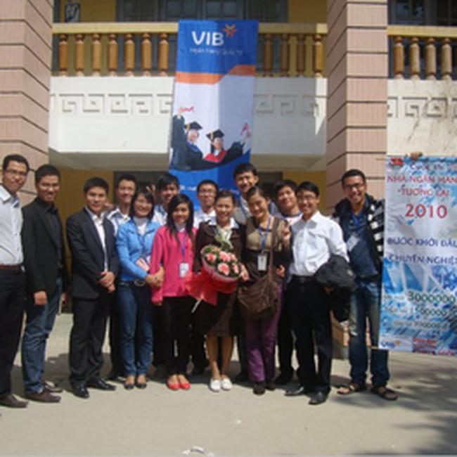 Học viện Ngân hàng tổ chức cuộc thi Nhà ngân hàng tương lai
