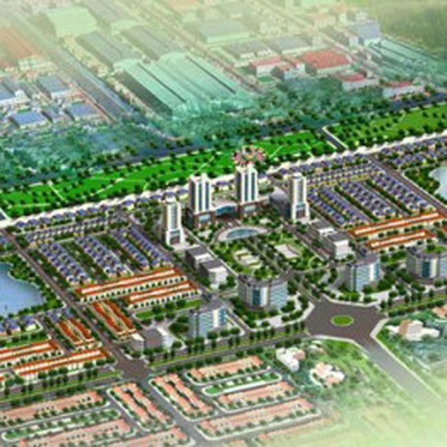 HPG: Được duyệt Quy hoạch 1/500 dự án 300ha thuộc Khu đô thị mới Phố Nối