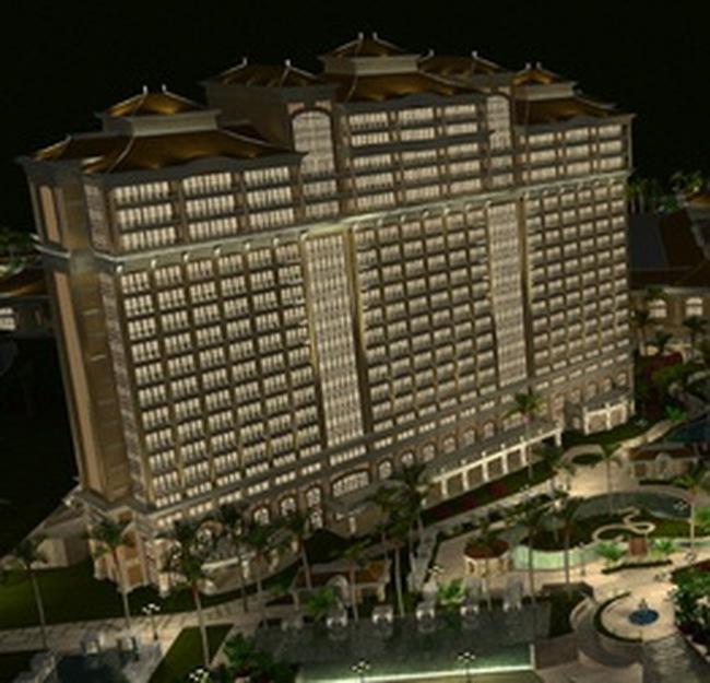 Vũng Tàu: Khởi động dự án trung tâm giải trí sòng bạc Hồ Tràm