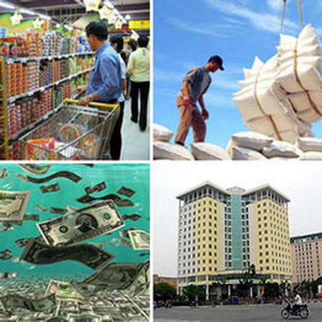 Tỷ giá tăng: doanh nghiệp xuất khẩu cũng hết vui!