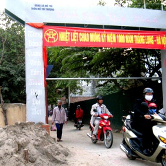 Đất ven đô Hà Nội: Thanh khoản kém, giá tăng đều