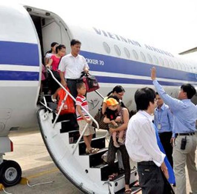 Tăng tần suất chuyến bay Chu Lai - TP. Hồ Chí Minh