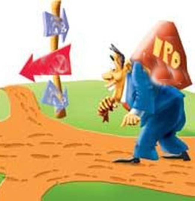 IPO quyết không 'chùn bước'